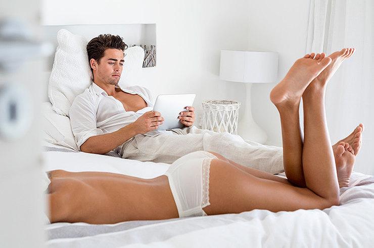 Лучше секса: 7 вещей, ради которых он откажется от интима