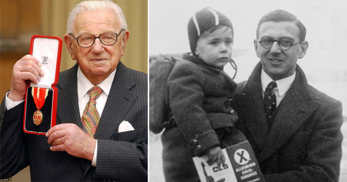 Не забывайте человека, который спас от Холокоста 669 детей!