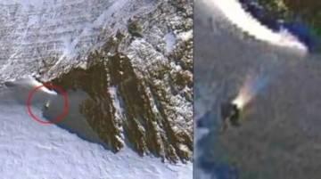 В Антарктиде обнаружили непо…