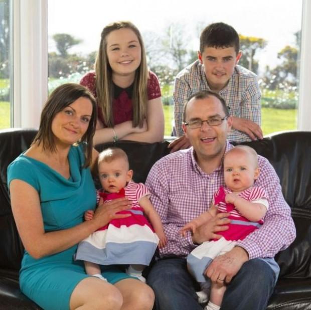 В Ирландии родились близнецы с разницей в 87 дней