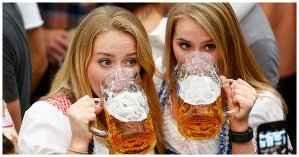 Как проходит крупнейший в мире фестиваль пива