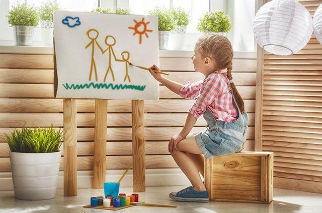 О чём расскажут детские рисунки? 8 знаковых особенностей