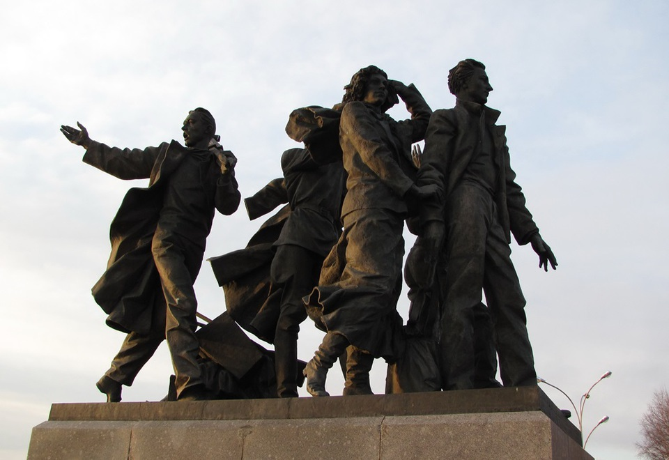 Комсомольск-на-Амуре: «город…