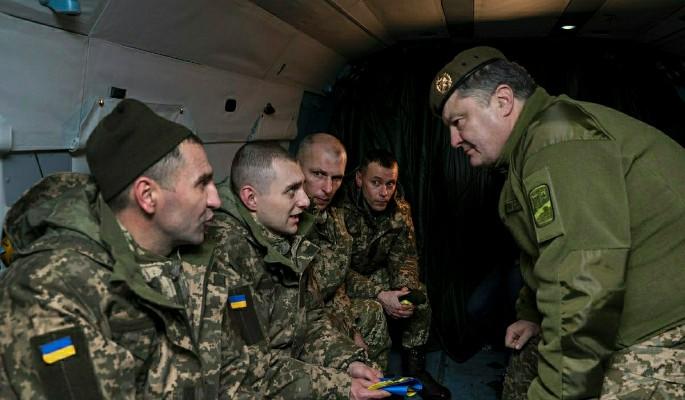 """Порошенко подготовил Путину """"много сюрпризов"""" на Донбассе"""