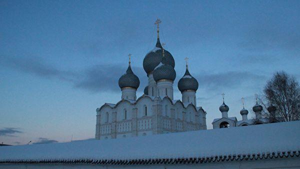 Успенский собор Ростова Великого