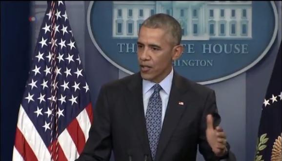 Ядерное оружие не имеет отношения к санкциям против России,- Обама