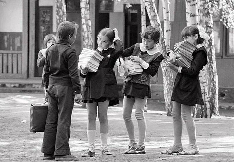 Детство в СССР. Минутка ностальгии