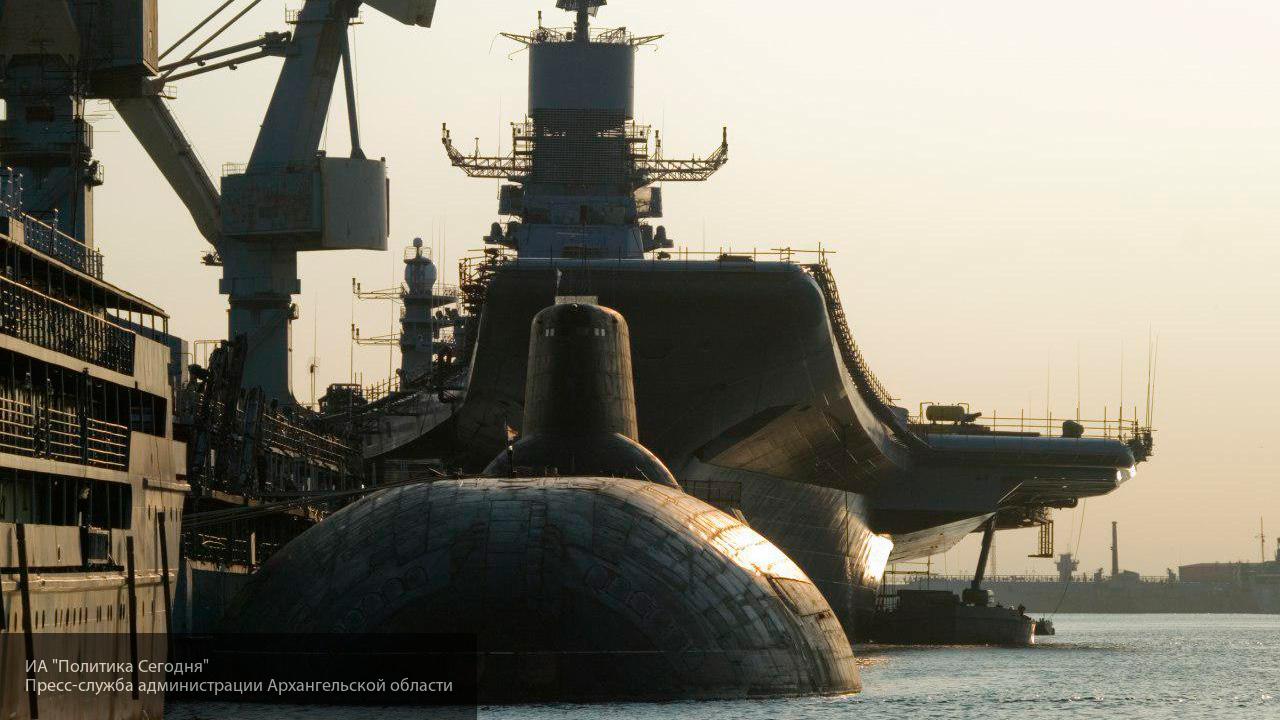 Подводный «монстр», атомная подлодка «Казань» встает в боевой строй