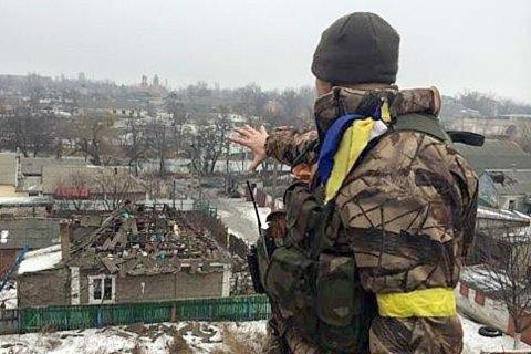 Боевики применили тяжелые минометы на Светлодарской дуге
