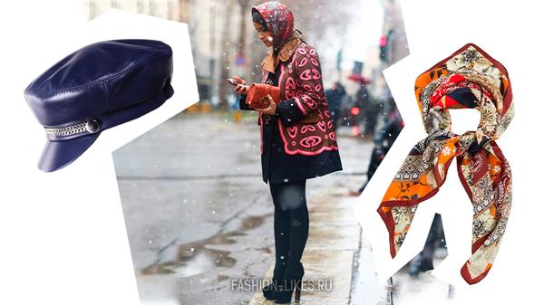 Забудьте о шапках: 5 головных уборов, которые не испортят прическу зимой