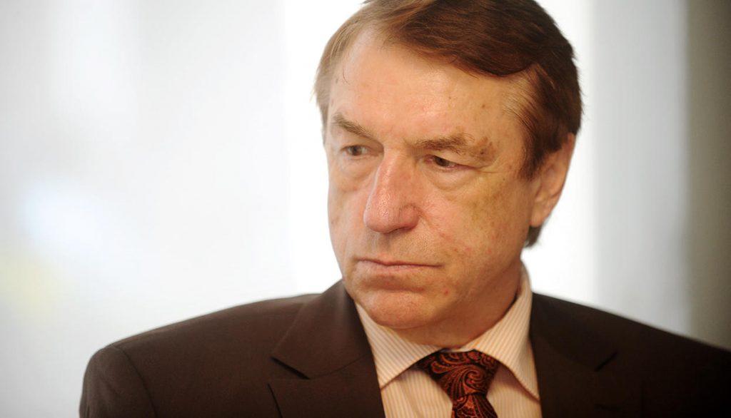 Создатель мельдония Калвиньш: WADA подписывает атлетам смертный приговор