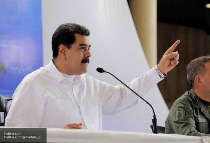 Президент Венесуэлы обвинил Болтона в подготовке переворота в стране
