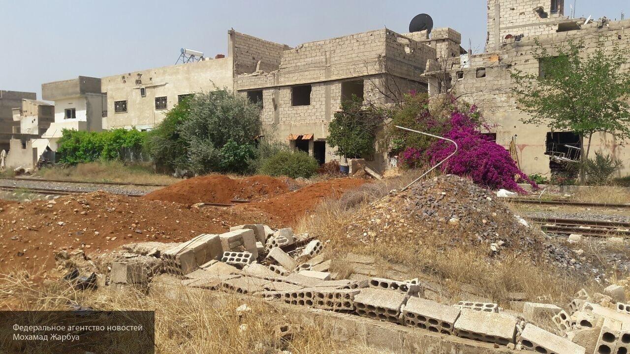 В Сирии боевики вели минометный огонь по жилым кварталам Алеппо