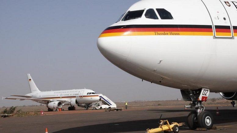 Мировой позор Германии: Airbus кабмина Меркель — это самолеты в один конец