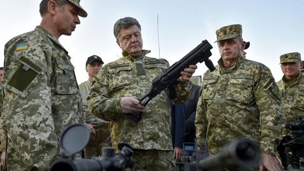 Порошенко заманивает канадский бизнес на Украину