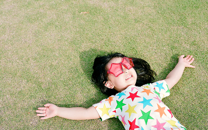 Счастливое детство по-японски