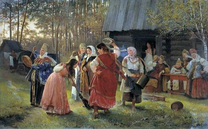 Как появились самые дурацкие приметы: Жженый лапоть, щекотка от бесплодия и другие русские странности