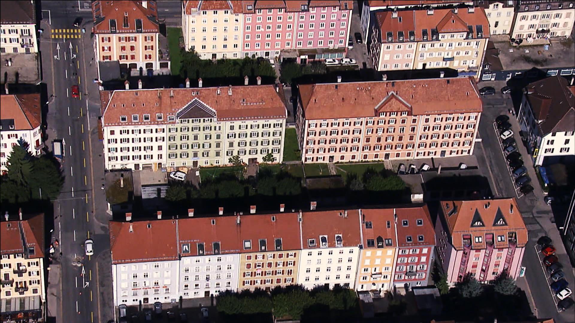 Семь чудес Швейцарии: город часовщиков Ла-Шо-де-Фон
