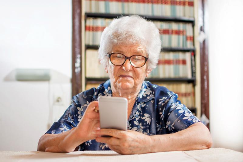 Всё зло от мобильных телефонов и интернета