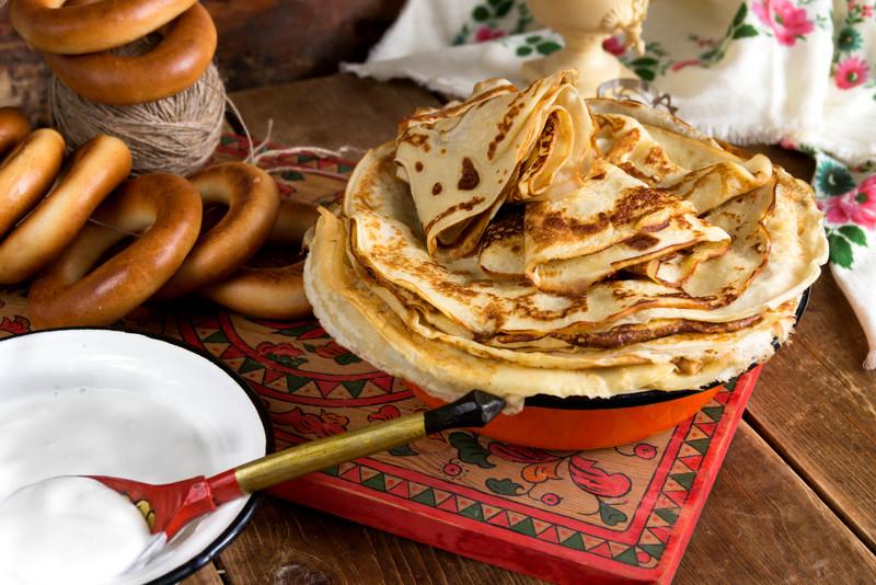 Даешь Широкую Масленицу: 12 рецептов блинов со всего мира