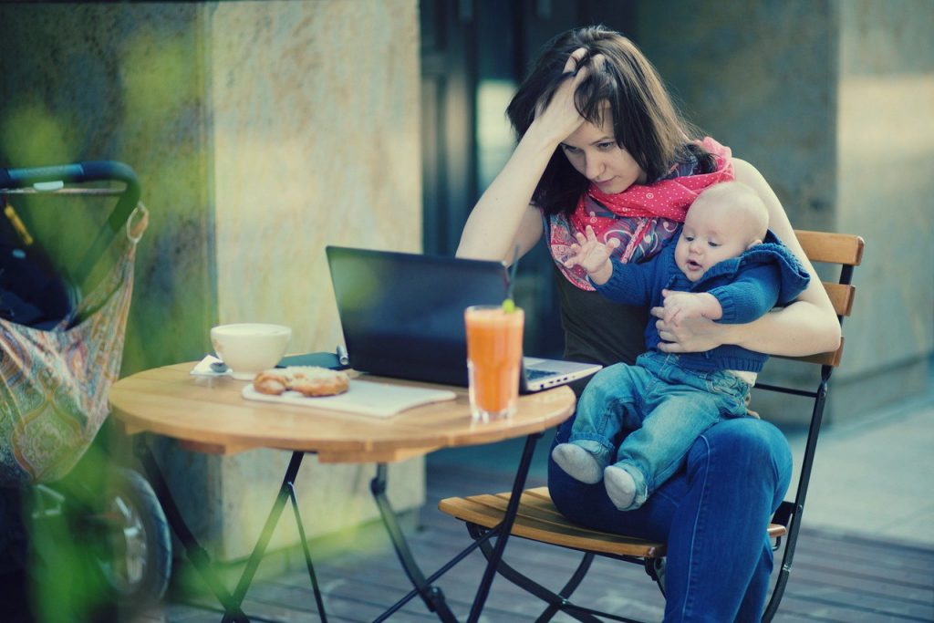Однажды. Письмо всем уставшим мамам…