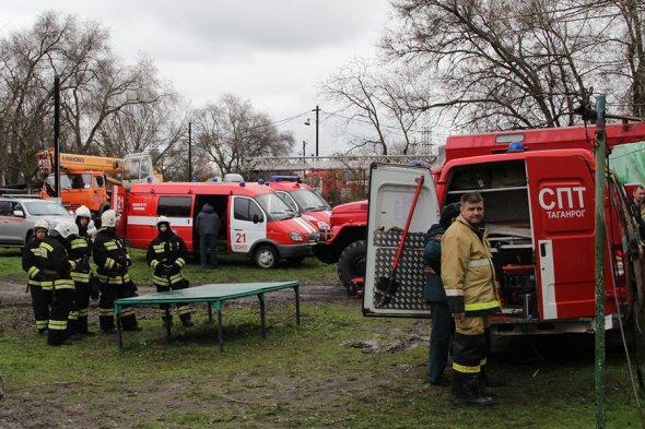 В Таганроге взорвался жилой дом, погибли 2 человека