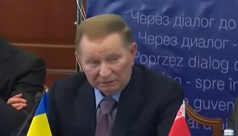 Кучма: Если миротворцы ООН в Донбассе будут размещены на линии разграничения, она станет новой границей