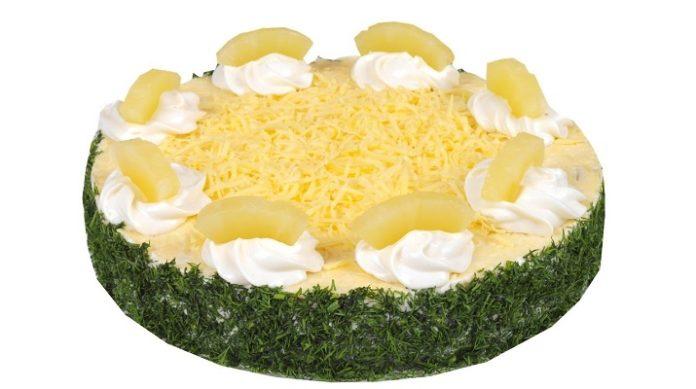 Необычайно вкусный салат «Фьюжен»