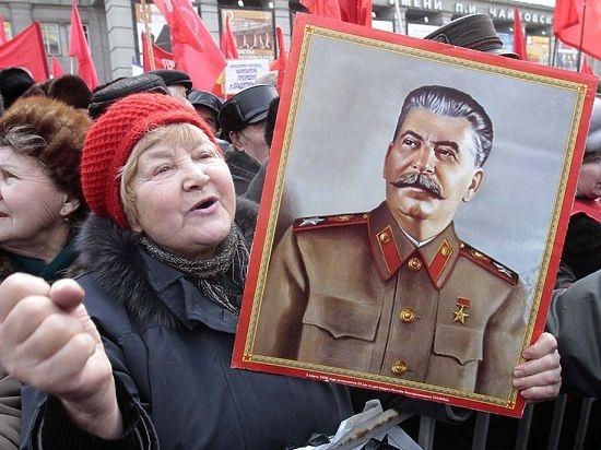Изгнать Сталина сегодня труд…