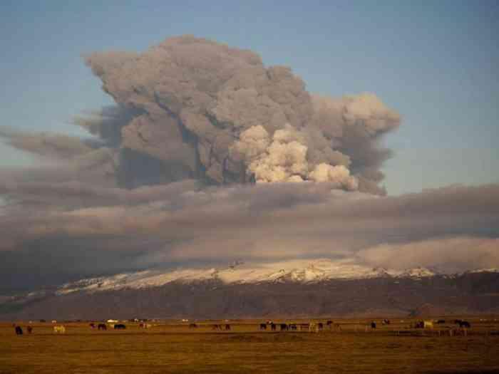 По мнению учёных, Европе грозит вулканическая зима