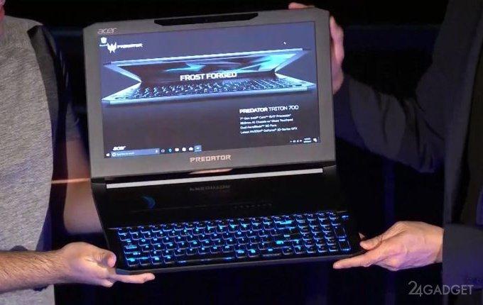 Acer представил конкурента Razer Blade