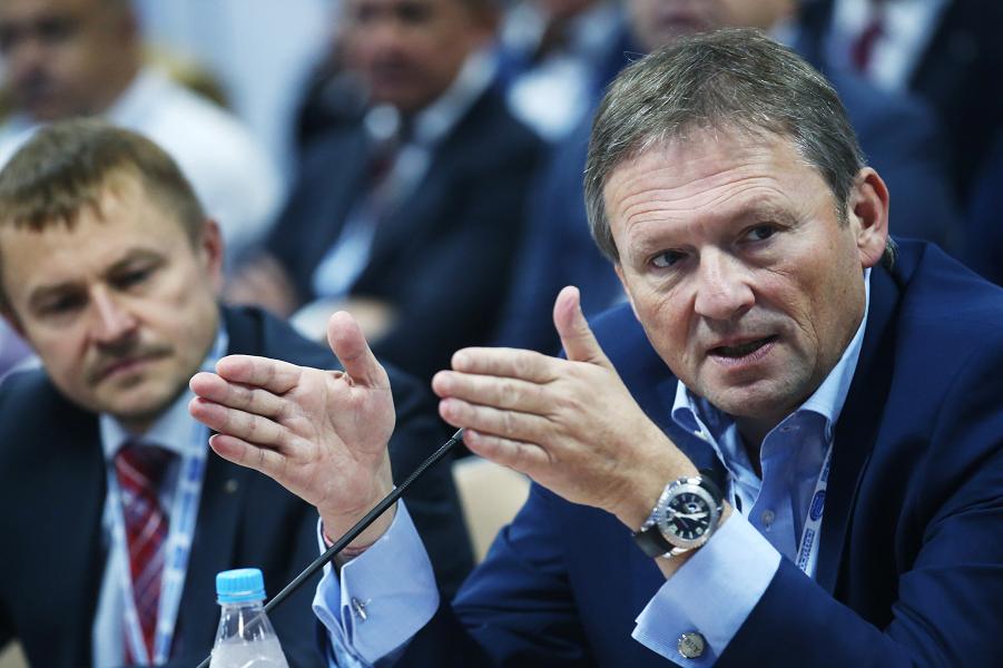 Путин выполняет программу Титова
