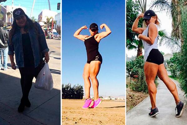 Девушка сбросила 60килограммов за10месяцев иподелилась секретом похудения