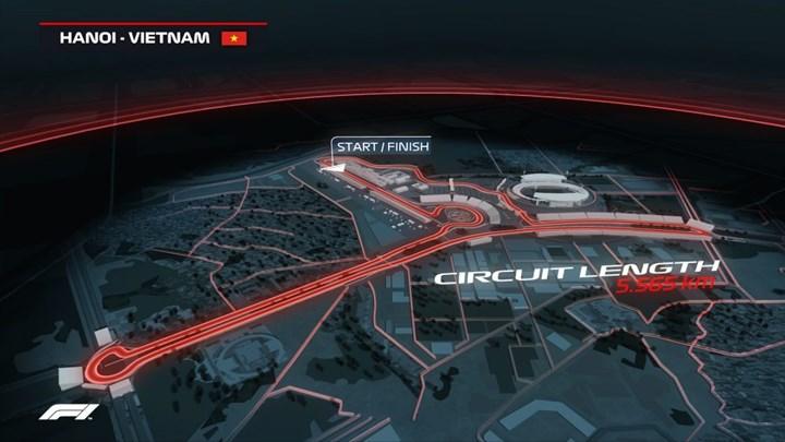 Все подробности про будущий Гран-при Вьетнама и городскую трассу в Ханое