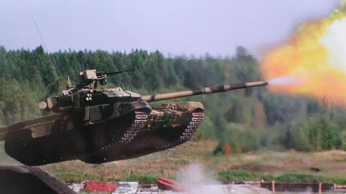 Американский ветеран о российском танковом биатлоне: Русские танкисты — «crazy»