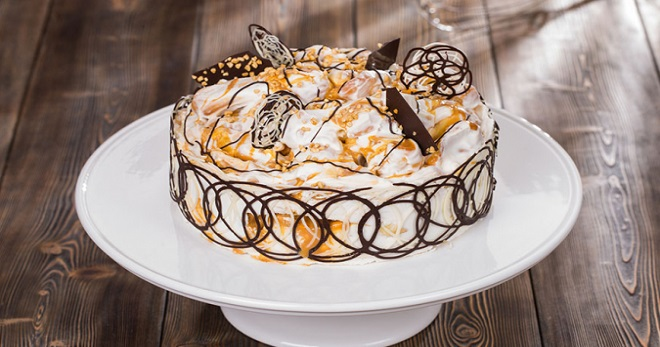 Торт «Дамские пальчики» - восхитительно красивый и вкусный десерт!
