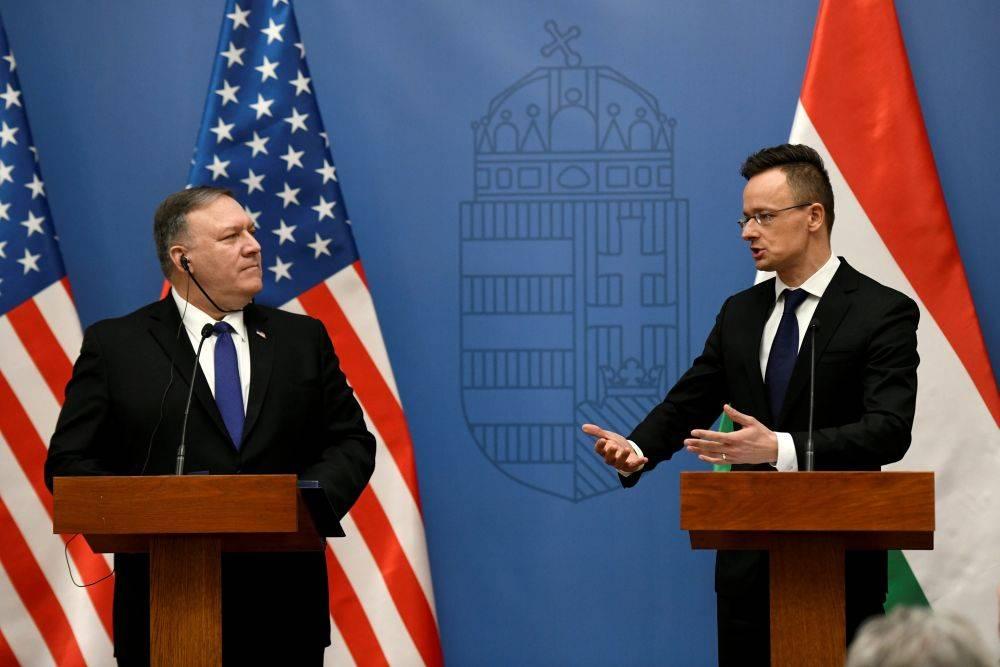 Лицемерие Запада по отношению к России «достало» Венгрию