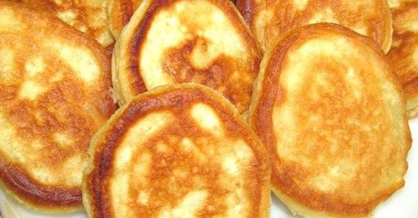 Пышные оладушки на кефире рецепт пышные оладушки на кефире
