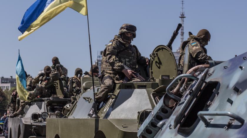 Украинский генерал угрожает силой наказать Россию
