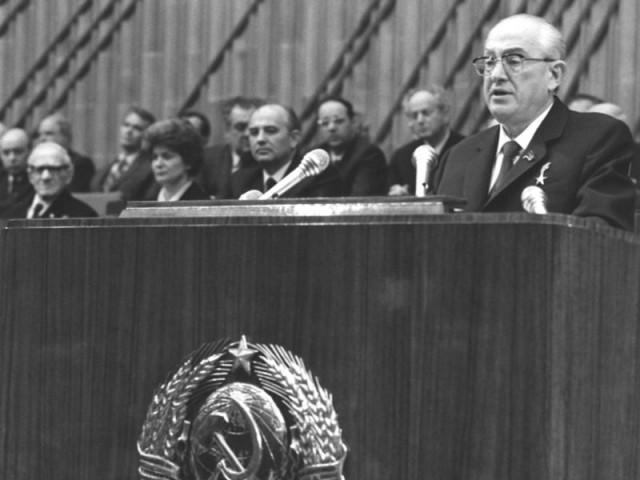 Что Андропов сделал для СССР