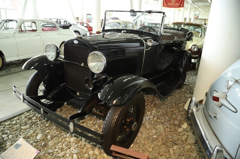 Первый массовый автомобиль С…
