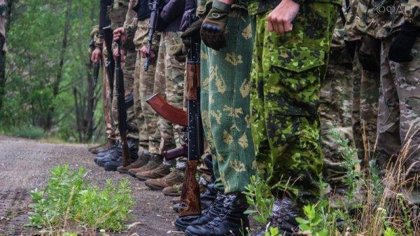 Ползучее отстпупление украинских оккупантов
