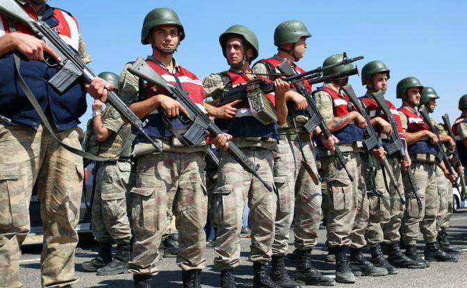 Турция пошла наперекор США, начав операцию против курдов