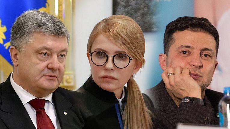 Владимир Путин «постучит в дверь» к лидерам президентской гонки на Украине