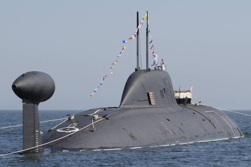 The National Interest: Российские подводные силы медленно умирают?