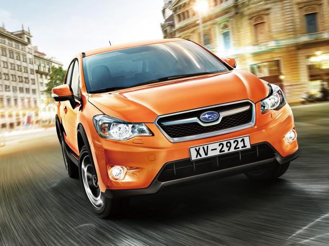 Subaru увеличила скидки на автомобили
