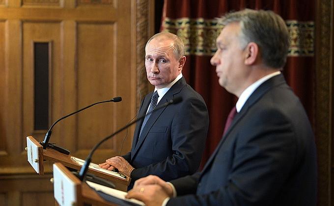 Венгрия вслед за Россией обрушилась с критикой на режим Порошенко