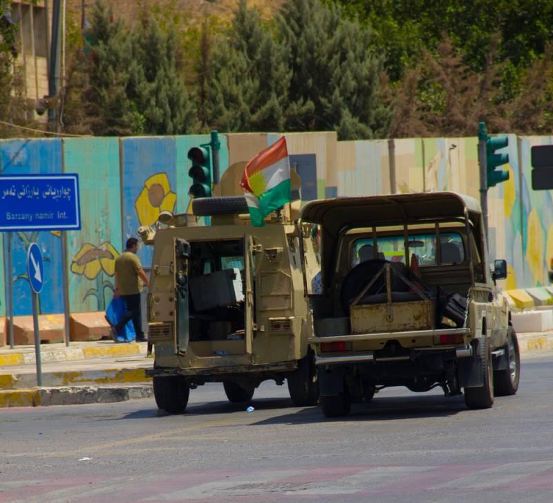 Курды заявили о том, что в Сирии пал последний оплот ИГИЛ