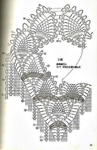 Оформление горловины. Часть 2