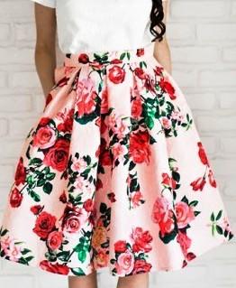Модный обзор — юбки и юбочки этого лета